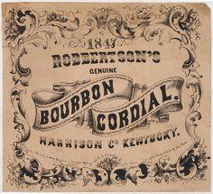vintage whiskey labels | ... vintage de whyskey que encontrei, entre os anos de 1857 e 1870
