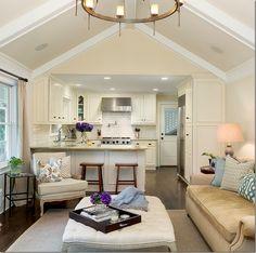 135 Best Floor Plans Kitchen Family Room Images Dinner Room