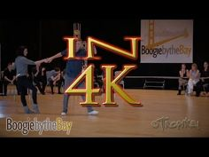 Austin Kois & Hailee Lopez - 4th Place - 2016 Boogie by the Bay (BbB) All-Stars Jack & Jill - 4K - YouTube