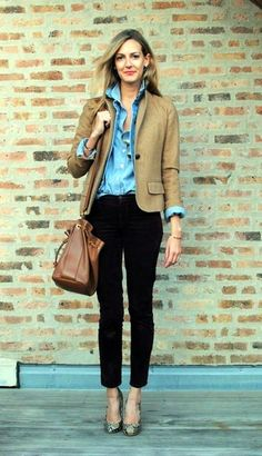 Perfect Interview Outfits For Women (9)