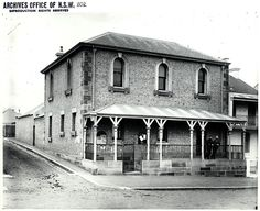 Redfern Police Station by State Records NSW, via Flickr