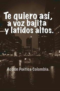 #frase #loveit #amantedeletras #accionpoetica #letrasdeamor #letrasbonitas #poemasdeamor #amarteypoesia #followme