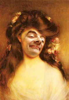 Lady Nouveau Bean