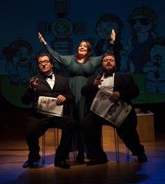 """""""Cetra una volta"""", al Teatro Golden di Roma un omaggio al Quartetto Cetra"""