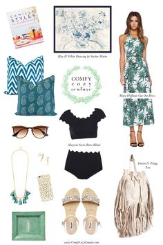 Comfy Cozy Couture: Spring Time Pretty