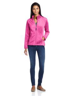 Amazon.com: Caribbean Joe Women's Plush Fleece Jacket: Clothing