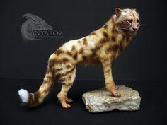 Blood Cheetah Room Guardian by AnyaBoz on DeviantArt