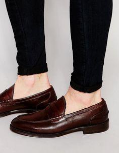 ALDO Zunchi Leather Penny Loafer