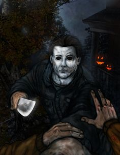 Horror Legends - Michael Myers by Thedarkcloak.