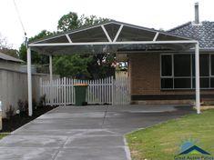 Carports Perth - Steel Carport Builders - Great Aussie Patios