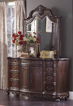 The Deryn Poster Bedroom Collection - Miami Direct Furniture Furniture Direct, Cheap Furniture, Rustic Furniture, Modern Furniture, Home Furniture, Antique Furniture, Furniture Ideas, Luxury Furniture, Furniture Websites