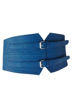 I love big wide cheap belts!
