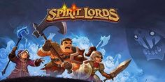 Spirit Lords Cheat Tool [Hack for Android and iOS] Chibi, Android Mobile Games, Now Games, Ios, Video Game Posters, Game Title, Splash Screen, Game Logo, Rr Logo
