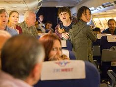 "AMC has released ""Flight 462,"" a 16-part web-based series to accompany its hit show ""Fear the Walking Dead."" Could this be the grimmest vision of air travel yet?"