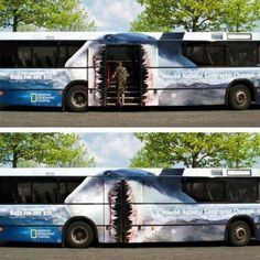 10 ingenious bus wraps that will make you look twice | Creative Bloq