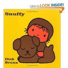 Kindheitserinnerungen! Snuffy by Dick Bruna