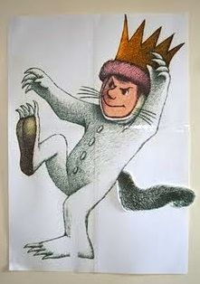 Where the Wild Things Are  Pin the tail on Max.   from: http://partyperfectblog.blogspot.com  via thecraftycrow.net