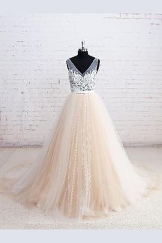 Champagne Prom Dresses #ChampagnePromDresses, Prom Dresses Long #PromDressesLong, Prom Dresses Cheap #PromDressesCheap