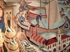 Galeria Tapeçarias de Portalegre #lisbon #artgalleries #best