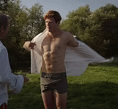 James Norton on <i>Grantchester</i>'s Season Finale, Love Ultimatums, and Male Objectification James Norton Actor, Actor James, James Marsden Shirtless, Shirtless Men, Sidney Chambers, Redhead Men, Ginger Men, Best Supporting Actor, Movies