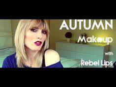 AUTUMN/FALL Makeup with MAC Rebel Lips | MICHELA ismyname ❤️