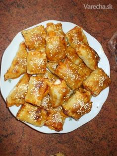 Salámovo-syrová mňamka - Recept