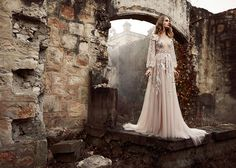 ULTIMATE WEDDING DRESS PEG The Nightingale: Paolo Sebastian Spring/Summer 2015-16 Collection
