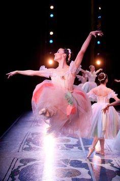 Nutcracker - Waltz of the Flowers  Pacific Northwest Ballet.