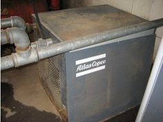 Atlas Copco Air Dryer 200/230V 60Cy 1Ph 2001 http://www.coastmachinery.com/wood/air-compressors-dryers-1/atlas-copco-unknown.html