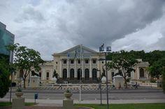 Niteroi, Rio de Janeiro, Brasil - antiga Assembleia Legislativa, atual Câmara dos Vereadores