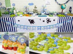 Modern Take on Toy Story Party
