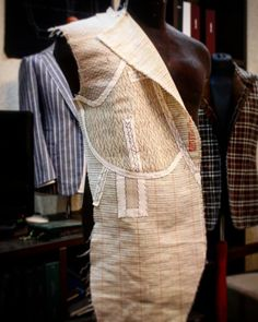 Blazer Pattern, Vest Pattern, Bespoke Suit, Bespoke Tailoring, Tailoring Techniques, Sewing Techniques, Indian Groom Wear, Coat Patterns, Fashion Sewing