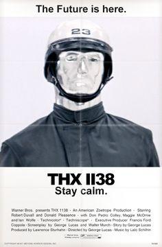THX 1138, dir. George Lucas