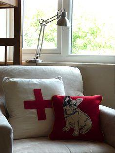 red cross pillow 2