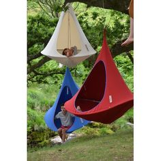 Cacoon Double Chair Hammock Color: Dark Gray