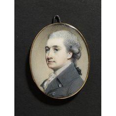 William Innes (Portrait miniature)