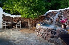 Korakia in Palm Springs - a beautiful, quaint place to go relax