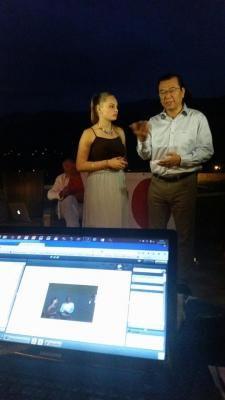 dr. Lim Bulgáriából a vezetőképző táborból beszélt a webkonferencián http://bea.ganodermakave.hu/uzleti_lehetoseg