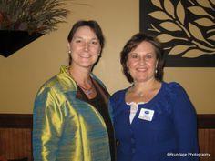 #NAPO president, Mary Dykstra-Novess and #AndreaBrundage, NAPO-AZ Vice President. #GetOrganized