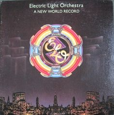 ELECTRIC LIGHT ORCHESTRA ELO A New World Record lp 1976 Vinyl Record Album. $12.00, via Etsy.
