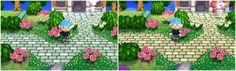 Ehhhnimals, bramblescrossing: My Spring Stone Paths! I wanted...