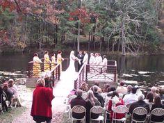 Oak Opening Metro Park, wedding followed by reception in Archbold, Ohio K of C Hall