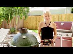 Flame Boss Smoker Controller on Big Green Egg & Weber Smokey Mountain - YouTube