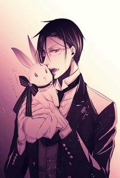 Rabbit and sebastian