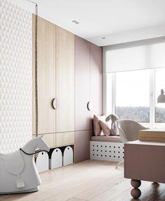 Decoration Bedroom, Baby Room Decor, Wardrobe Door Designs, Deco Kids, Cool Kids Rooms, Teenage Room, Toddler Rooms, Kids Room Design, Apartment Interior