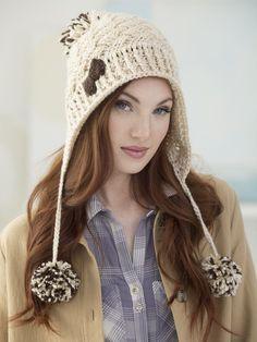Sun Valley Hat (Crochet)