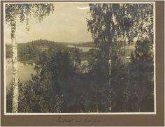 Landschaft bei Saarijärvi