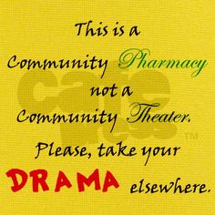 Pharmacy Drama