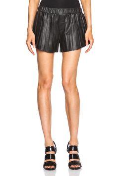 Image 1 of rag & bone Goa Shorts in Black