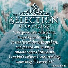 Teaser Quote: THE SELECTION by Kiera Cass  https://www.facebook.com/#!/theselection